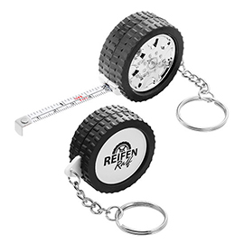 Measuring tape tire